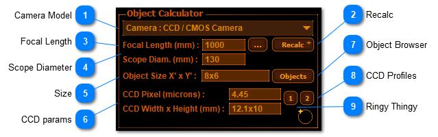 Object Calculator